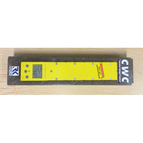 Caravan Weight Controller - CWC Yellow