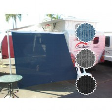 End walls - Pop Top Caravans - Black, Navy Blue and Gun Metal Grey