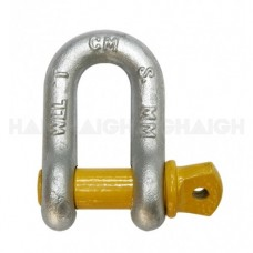 Rated Shackle - DSR8 - 8 - 10 or 13mm Pin