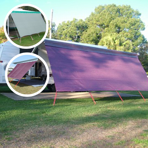 Roll Out Awnings - Budget