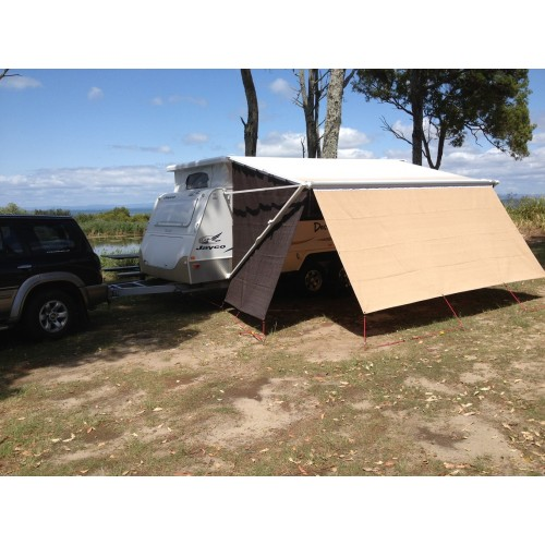 Roll Out Awnings - Entry Level